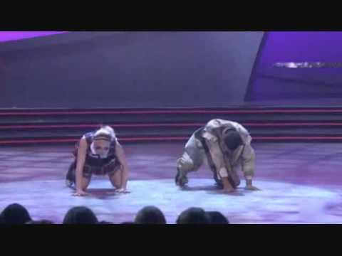 186 Kayla and Jason's Hip-hop (Part 1 the performance) Se5Eo18.