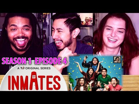 TVF INMATES | S02E04 | Reaction w/ Chuck & Olena!