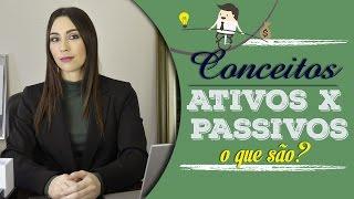 Conceitos Contábeis - O que são Ativos e Passivos?