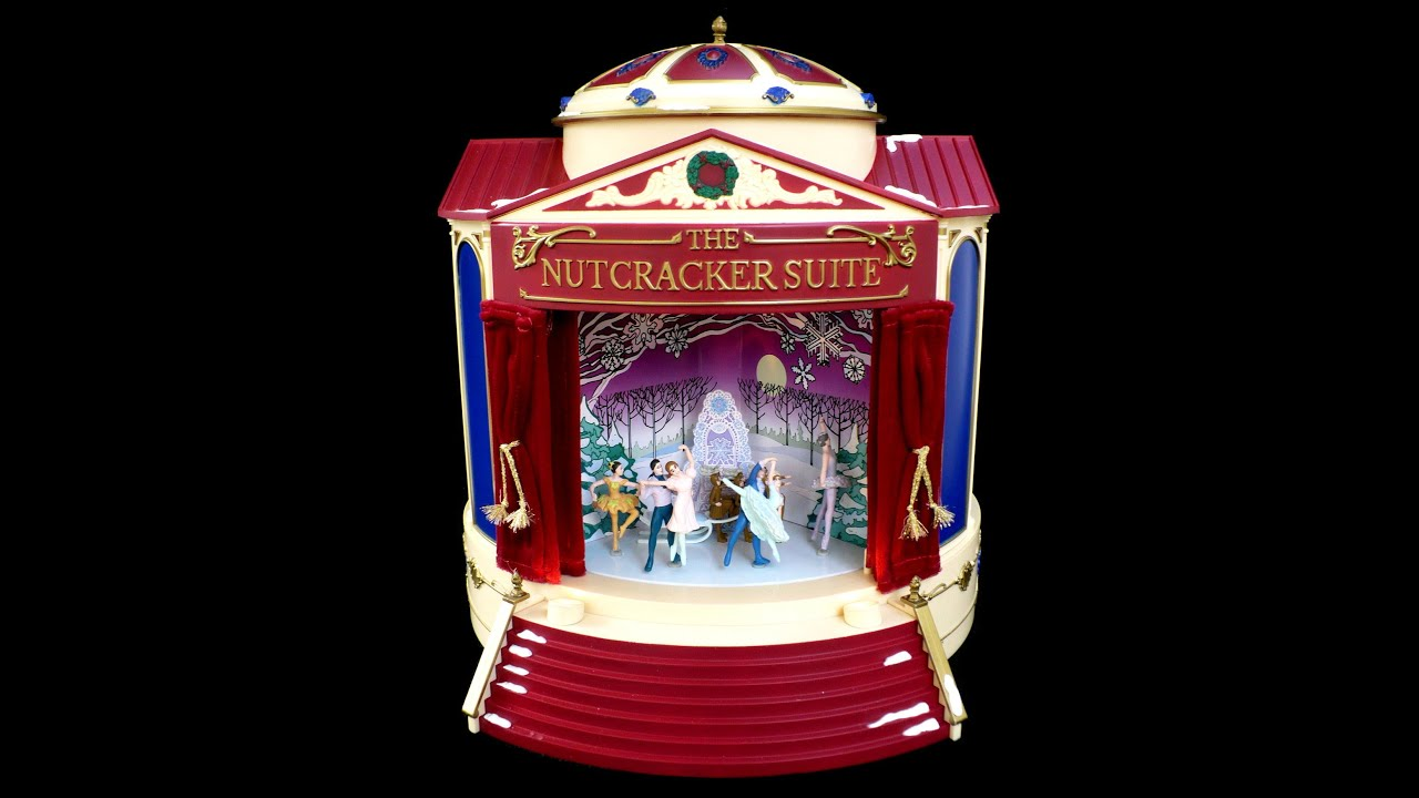 MR. CHRISTMAS / THE NUTCRACKER SUITE / ANIMATED DISPLAY - YouTube