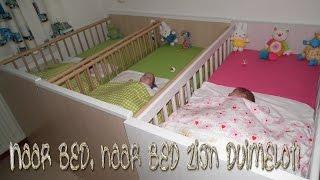 Vlog 22: Naar bed, naar bed zei Duimelot!