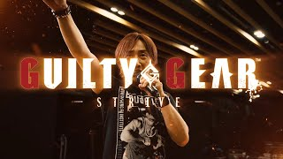 "GUILTY GEAR -STRIVE- ""Smell of the Game"" MV (Short Ver.)"