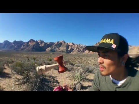 Kendama USA Presents - Pro Announcement - Dave Mateo