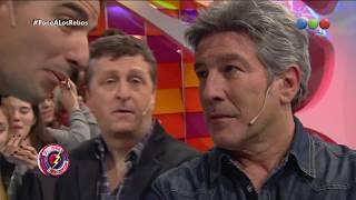 Los Rebos entran por aire al programa - Peligro Sin Codificar 2017