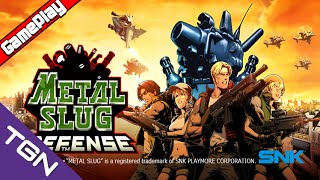GamePlay-Metal Slug Defense -Español PC Gratis