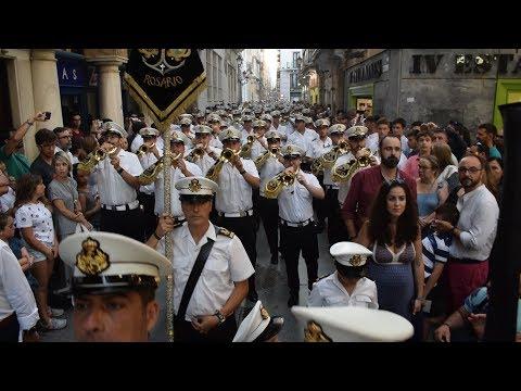 Señor de Nervión | Rosario de Cádiz | Vía Crucis Magno Cádiz 2018