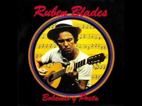 Ruben Blades - Bohemio Y Poeta (1979) - Album completo