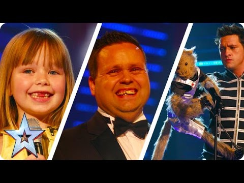 The Best Of Britain's Got Talent Series 1!   Including Auditions, Semi-Final & The Final!