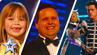 Video The Best of Britain's Got Talent Series 1! | Including Auditions, Semi-Final & The Final! download MP3, 3GP, MP4, WEBM, AVI, FLV Juni 2018