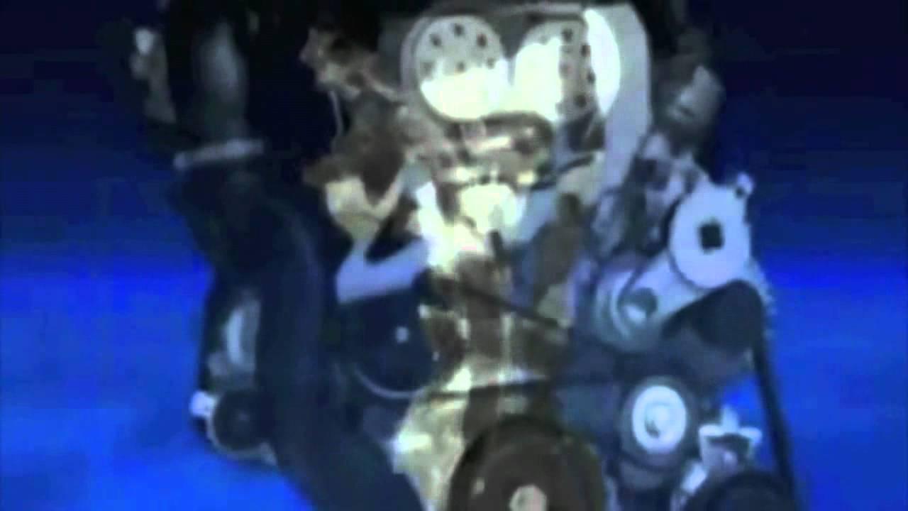 Cómo funciona un motor Volkswagen - YouTube