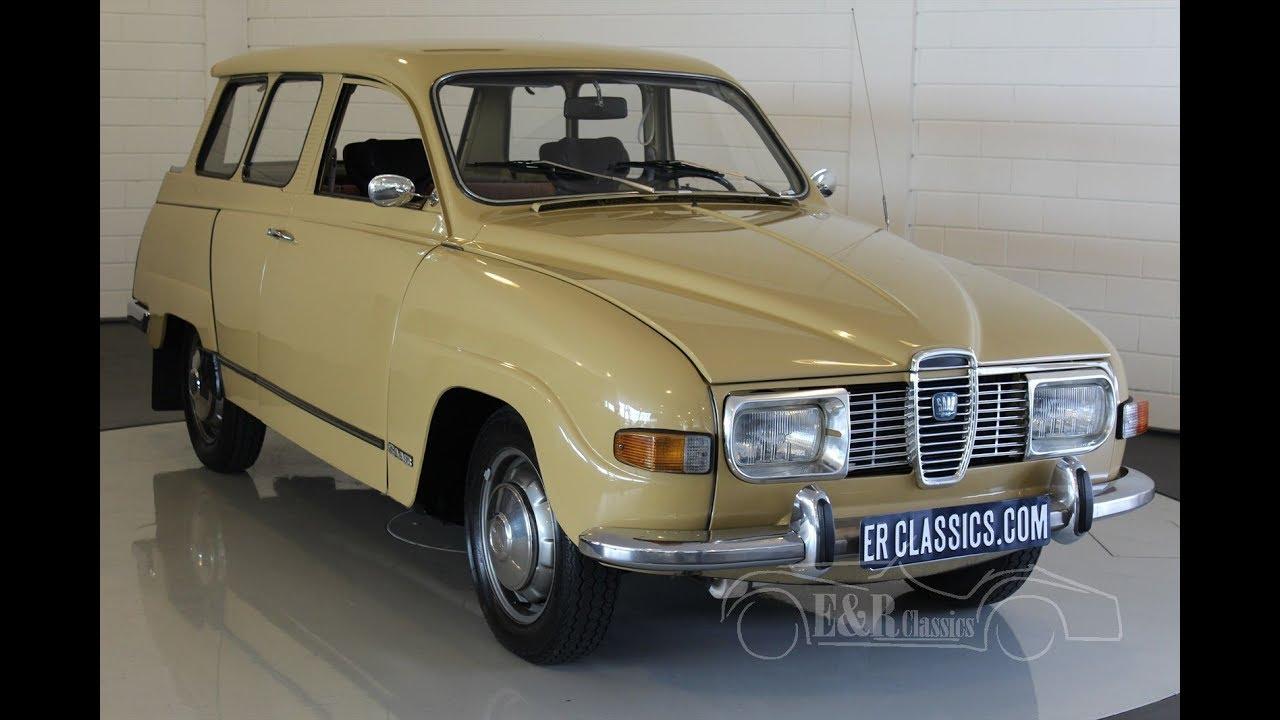 Saab v4 kombi