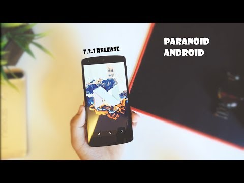 Paranoid Android 7.2.1 ROM For Nexus 5.! [Initial Impressions || How To Flash?].!