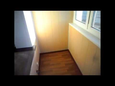Максимус окна - отделка и совмещение балкона с комнатой