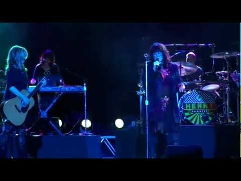 Heart--Mistral Wind--Live @ PNE Vancouver 2012-08-18