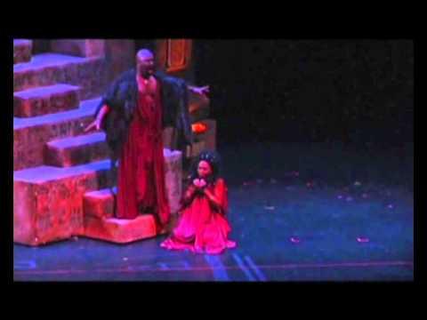 Kristin Lewis/Kevin Short - Verdi AIDA, ACT III Duet Aida/ Amonasro