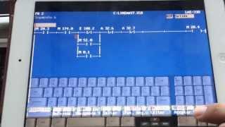 Simatic Step 5 on iPad Mini (2013)