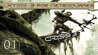 Crysis 3 detonado PC primeira missão parte 1 Vamos Jogar gameplay comentado