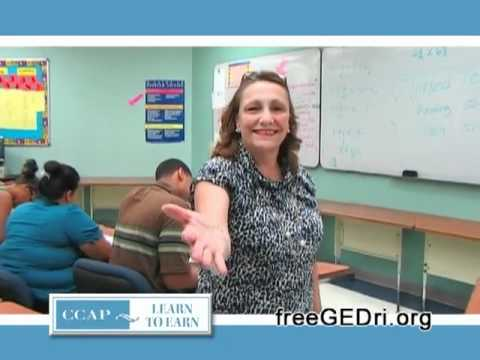 CCAP's Learn to Earn Program | GED Classes & Job Training