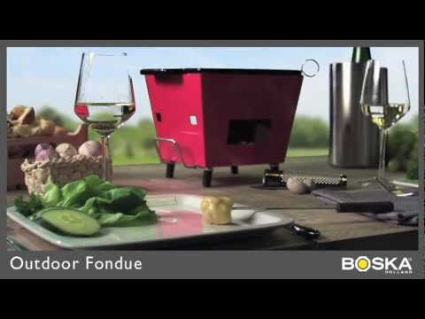 Boska Holland Outdoor Fondue France