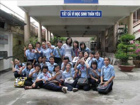 Ki niem lop 9/9 truong THCS Nguyen Hien TP. Nha Trang