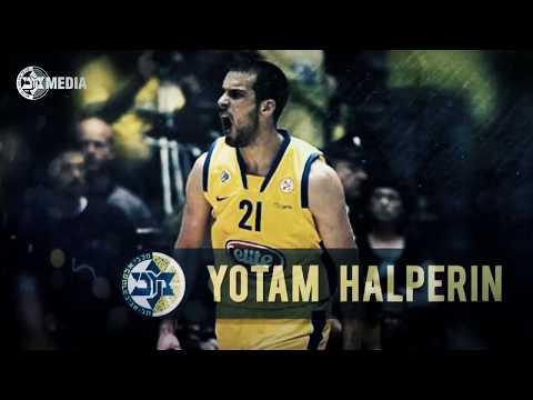 Good luck on your next step Yotam Halperin