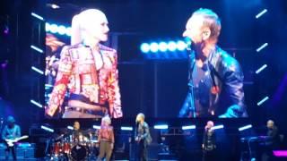 Sting & Stefani duet!