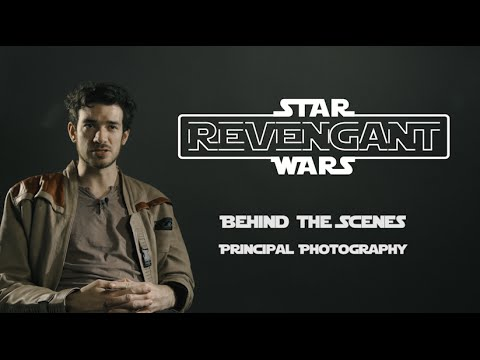 THE REVENGANT [Star Wars Fanfilm] | Making Of #1 | Principal Photography