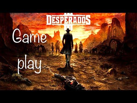 Desperados Iii Game Play Desperados Iii Review Desperados 3 Webgames