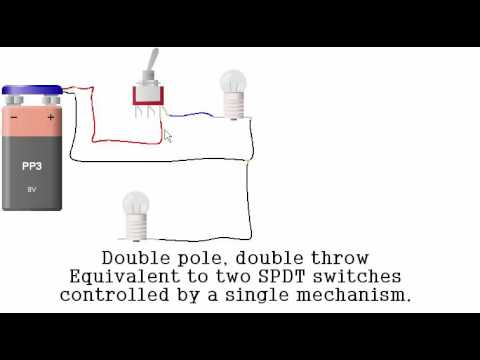 simple switch demo basic electronic spst spdt dpst dpdt music alan walker fade