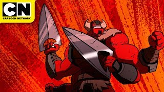 Ben 10  Alien Worlds: Four Arms  Episode 12  Cartoon Network