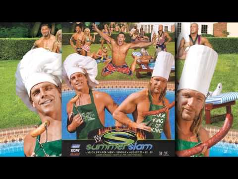 WWE: Summerslam 2006  Theme Song Cobrastyle  Teddybears feat Mad Cobra