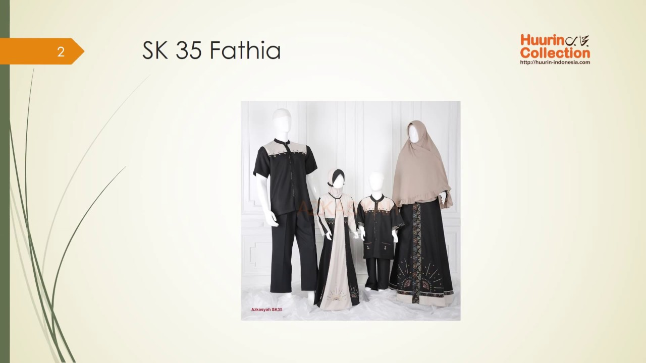 Katalog Sarimbit Lebaran 2018 Azkasyah Farasya - YouTube 409328fef2