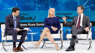 Johnson and Johnson & IBM CEOs Discusses the Business Roundtable and More | DealBook
