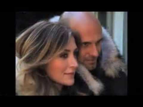 Sasha Alexander and Edoardo Ponti Anniversary