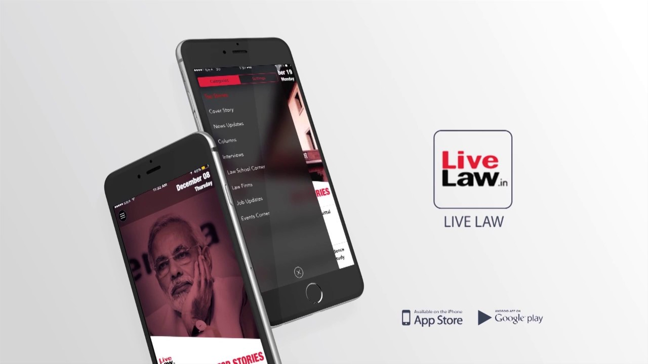 Download Live Law - India's fastest legal news app