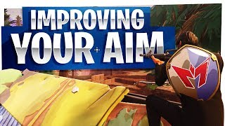 Fortnite Tips & Tricks on How to Aim Better - Fortnite Battle Royale Gameplay Tips