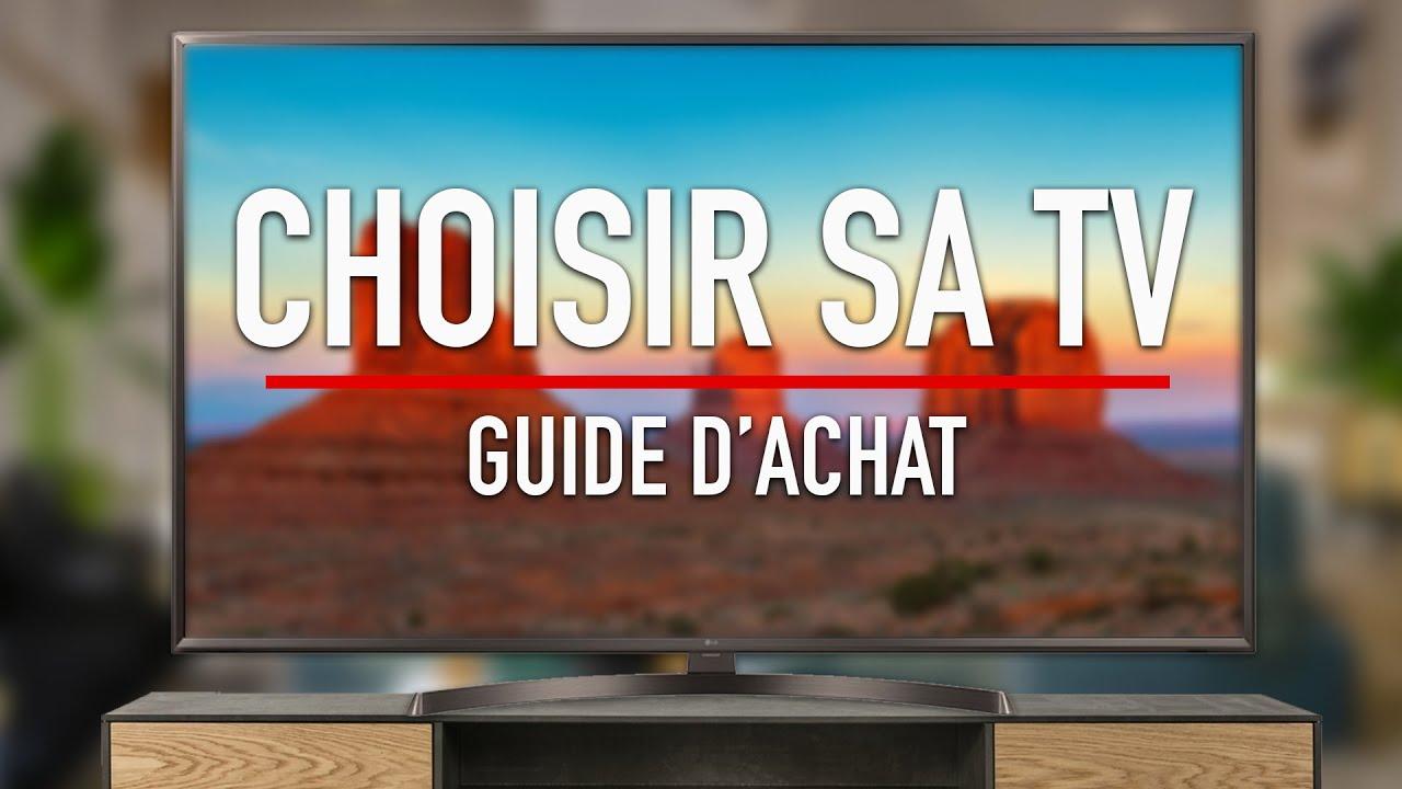 meilleures tvs 55 pouces 2021 guide