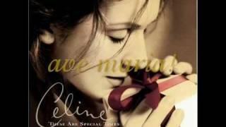 Celine Dion - Ave Maria.mp4