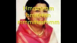 Yeh Dil Aur Un ki Nigahon ( Prem Parbat ) Free karaoke with lyrics by Hawwa -