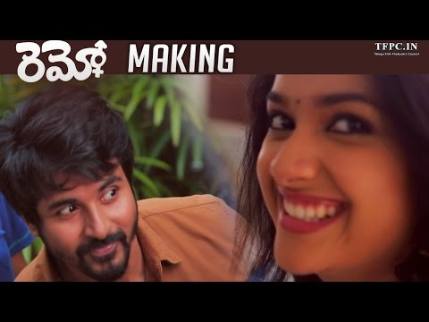 Remo Movie Making Video | Sivakarthikeyan...
