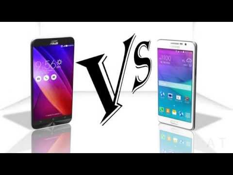 Asus Zenfone 2 Vs Samsung Galaxy Grand Max