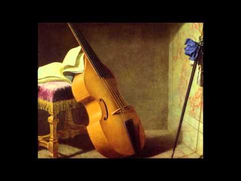 Marin Marais - Troisieme Livre de Pieces de Violes - Sarabande Rondo