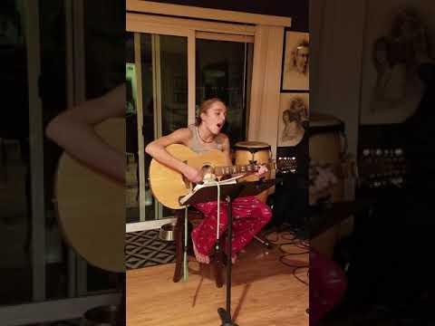 "Chris Stapleton ""Broken Halos"" by Haydon Burch (14 years old)"