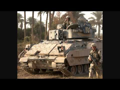Operation Iraqi Freedom Timeline Tribute 2003-2012