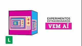 Cartoon Network Brasil: VEM AÍ - Experimentos Extraordinários (CHECK it 3.0)