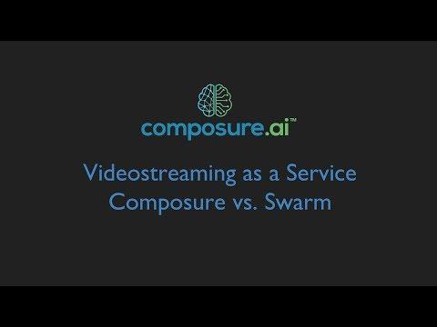 Provision video-streaming service using Composure Multi-cloud Optimizer - Composure.ai