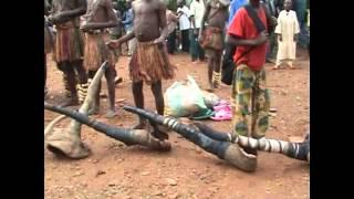 Séjour en Centrafrique 2005-2010 (Réalisé par Hyacinthe Guéret)