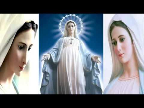 Santo Rosario intero in Italiano con tutti i Misteri