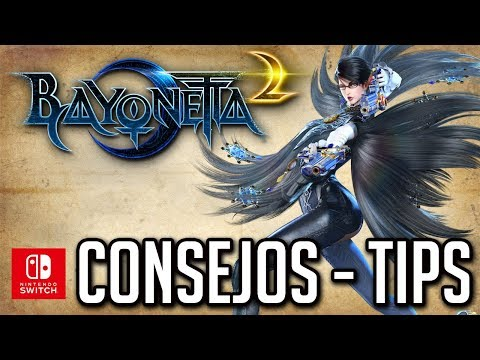 Bayonetta  2 - Consejos - Tips [Nintendo Switch] [English - Español]