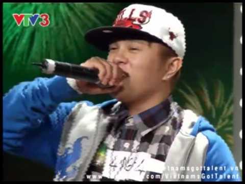 Nguyễn Cường – Beatbox (Mr.T) – Vietnam's Got Talent